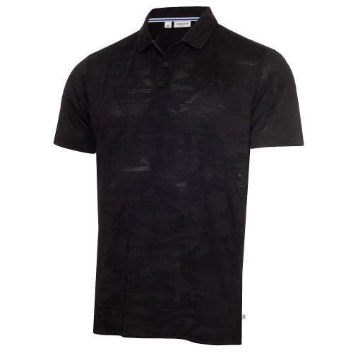 Calvin Klein Mens Pentil Golf Polo Shirt