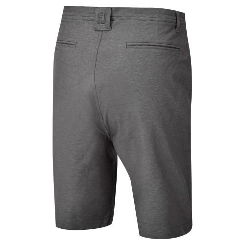 FootJoy Broken Stripe Woven Golf Shorts reverse