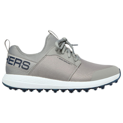 Skechers Mens GO GOLF MAX-SPORT Golf Shoes (Charcoal/Blue)