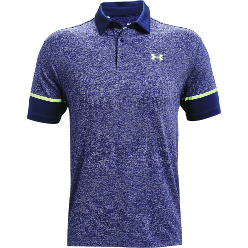 Under Armour Mens Playoff Polo Heathered