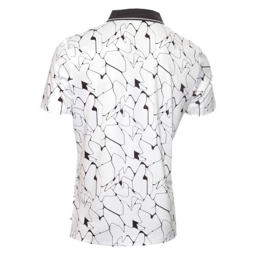 Calvin Klein Mens Sarazen Golf Polo Shirt reverse