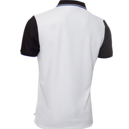 Calvin Klein Mens Nelson Golf Polo Shirt reverse
