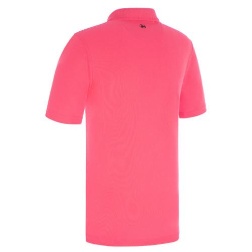 ProQuip Golf Mens Pro Tech Plain Polo Shirt reverse