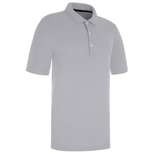 ProQuip Golf Mens Pro Tech Plain Polo Shirt