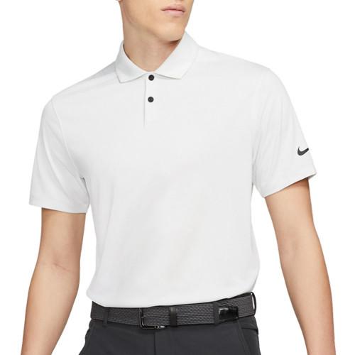 Nike Dri-Fit Vapor Jacquard Golf Polo Shirt (Dust)