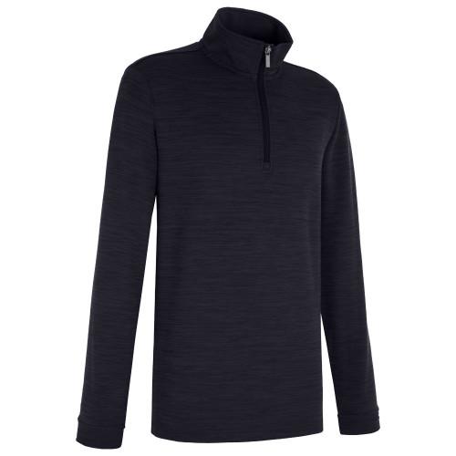 ProQuip Golf Pro Tech Long Sleeve Wind Shirt Mens Mid Layer Sweater