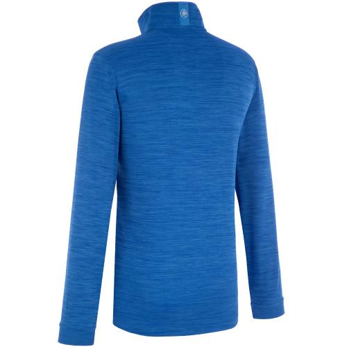 ProQuip Golf Pro Tech Long Sleeve Wind Shirt Mens Mid Layer Sweater reverse