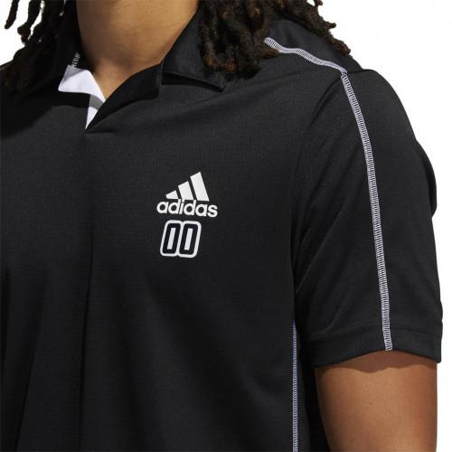 adidas Golf Primeblue HEAT.RDY Polo Shirt reverse