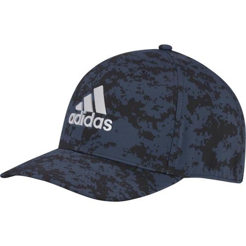 Adidas Golf Tour Camo Print Snapback Cap