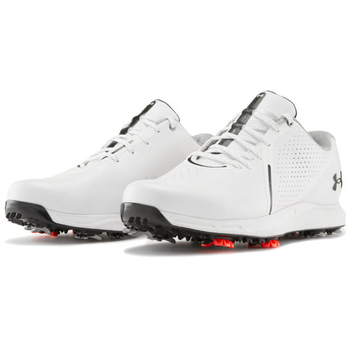 Under Armour Mens Charged Draw RST E Golf Shoes