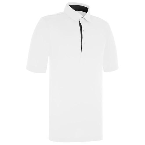 ProQuip Golf Mens Pro Tech Peached Polo Shirt