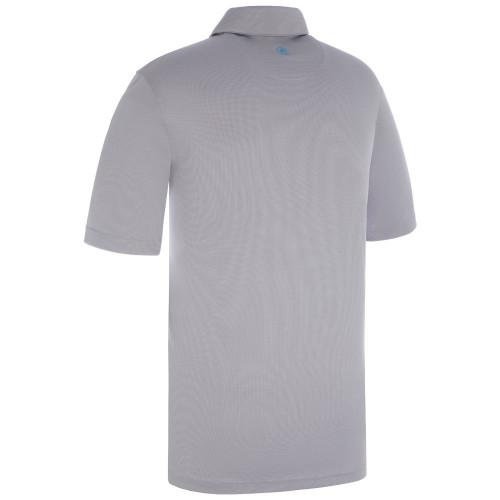 ProQuip Golf Mens Pro Tech Pin Dot Polo Shirt reverse