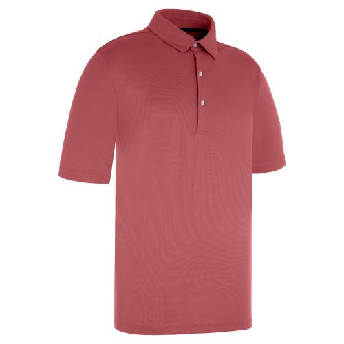 ProQuip Golf Mens Pro Tech Pin Dot Polo Shirt