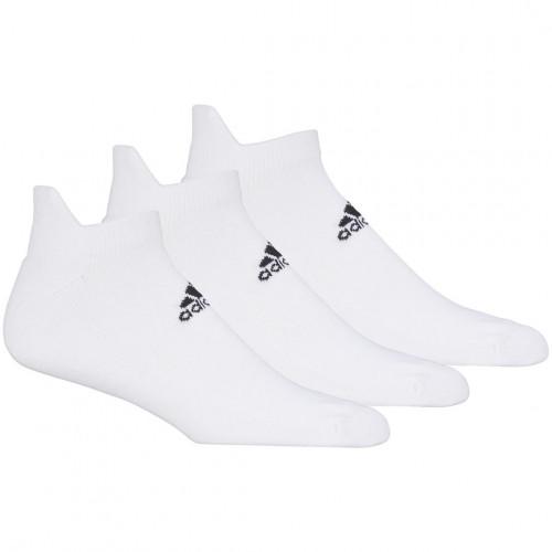 adidas 3 Pack Ankle Golf Socks (UK 8.5-11.5) reverse