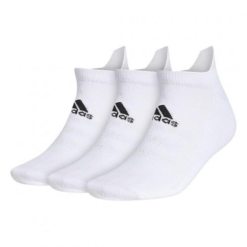 adidas 3 Pack Ankle Golf Socks (UK 8.5-11.5)