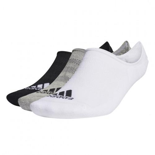 adidas 3 Pack Lowcut Golf Socks (UK 8.5-11.5)