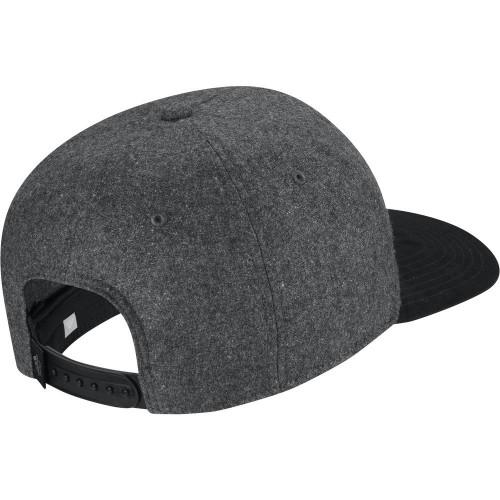 Adidas Golf 3 Stripe Club Snapback Cap reverse