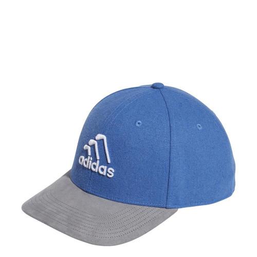 Adidas Golf 3 Stripe Club Snapback Cap
