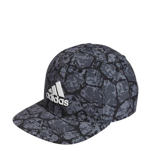 Adidas Golf Tour Print Stone Snapback Cap