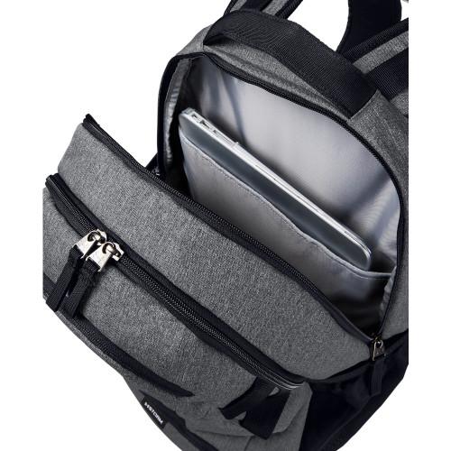 Under Armour Backpack UA Hustle 5.0 School Gym Travel Rucksack Sports Bag reverse