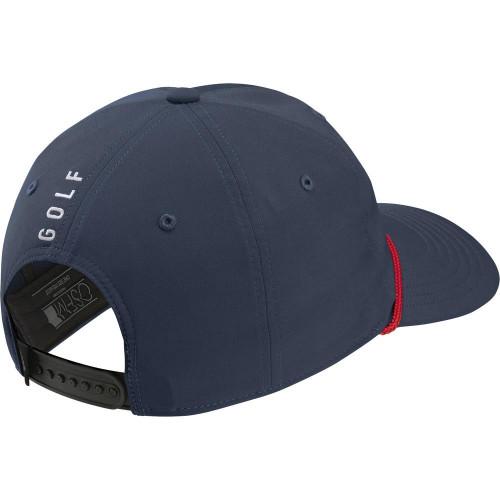 adidas Golf No Bogeys Snapback Hat Cap reverse