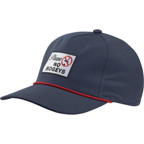 adidas Golf No Bogeys Snapback Hat Cap