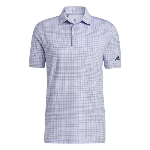 adidas Golf Ultimate365 Allover Print Primegreen Polo Shirt