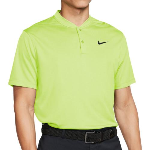 Nike Golf Dry Victory Blade Golf Polo Shirt (Light Lemon Twist)