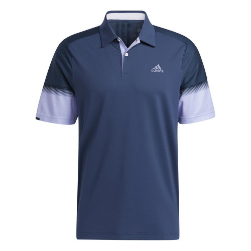 adidas Golf Statement Recycled Content HEAT.RDY Polo Shirt