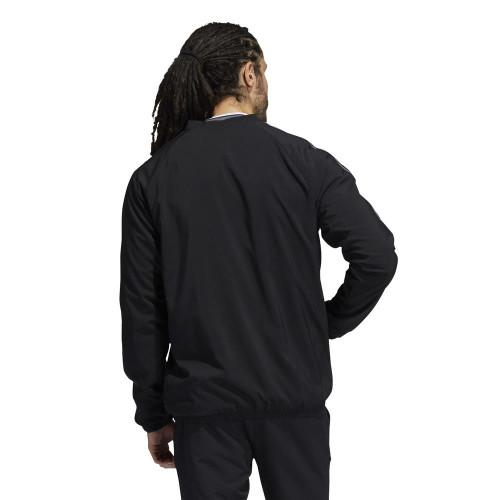 adidas Golf Primegreen Fully Lined Full-Zip Jacket reverse