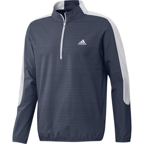 adidas Print 1/4 Zip Golf Pullover