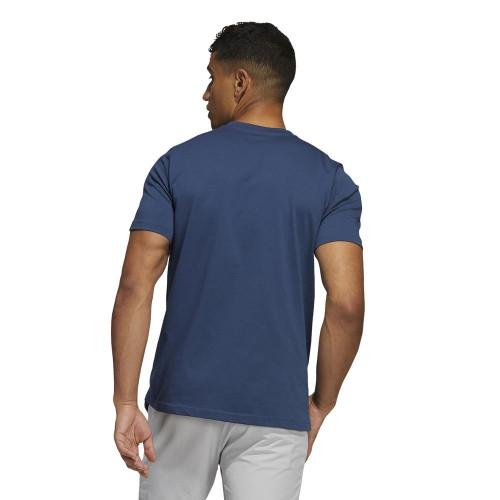 adidas Club Graphic Better Cotton T-Shirt reverse