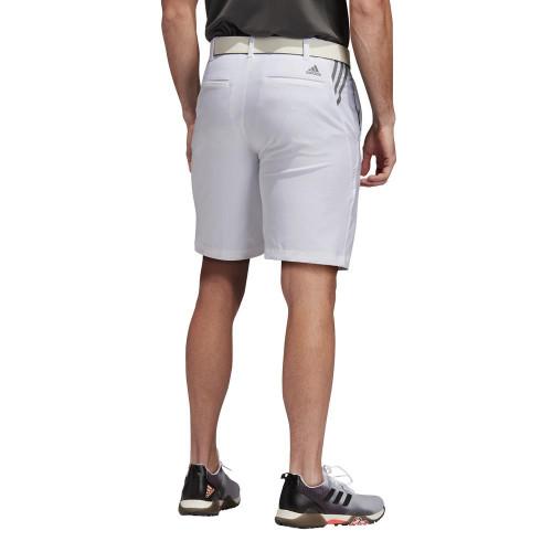 "adidas Ultimate 365 3 Stripe Mens 8.5"" Golf Shorts reverse"