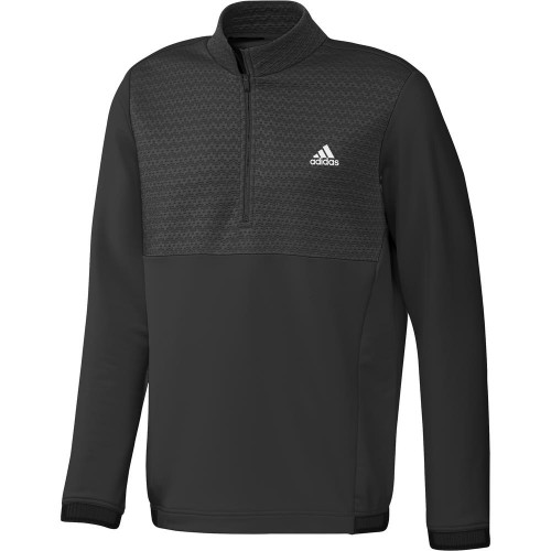 adidas Golf Recycled Content COLD.RDY Quarter-Zip Pullover