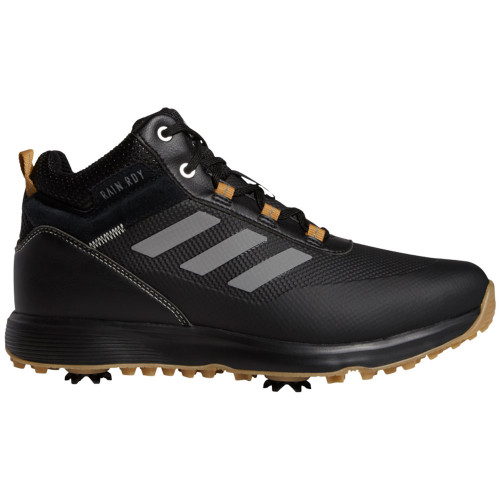 adidas Golf S2G Recycled Polyester Mid-Cut Golf Shoes