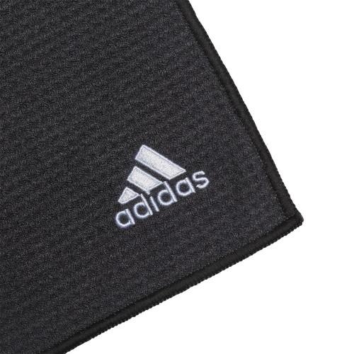 adidas Golf Microfibre Cart Towel (40cm x 76cm) / NEW 2021 reverse