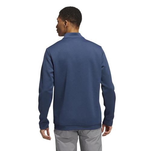 adidas Golf DWR 1/4 Zip Sweater reverse