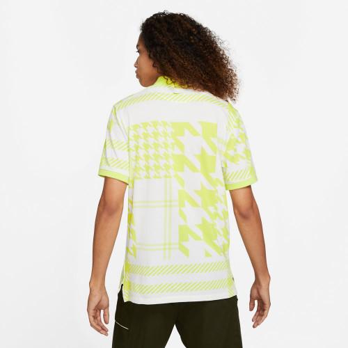 Nike Golf The Plaid Mash Polo Shirt reverse