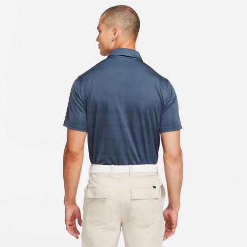 Nike Golf Dri-Fit Vapor Texture Polo Shirt reverse