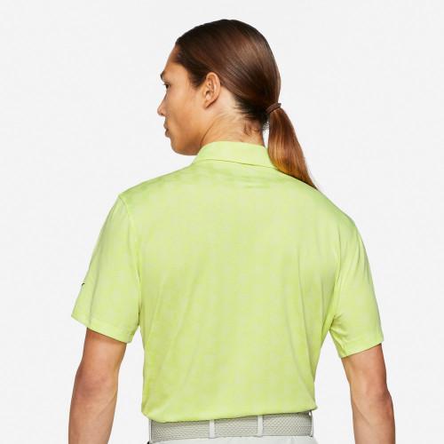 Nike Golf Dri-Fit Vapor Jacquard Polo Shirt reverse