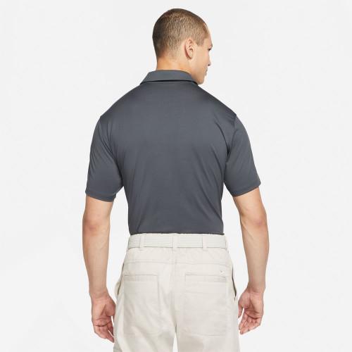 Nike Golf Dri-Fit Vapor Graphic Polo Shirt  - Dark Smoke Grey