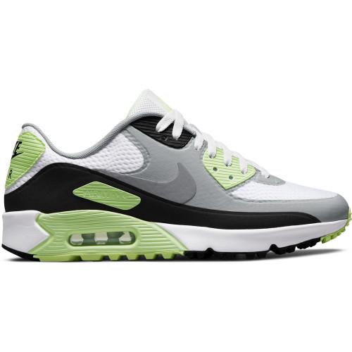 Nike Air Max 90 G Spikeless Waterproof Golf Shoes reverse