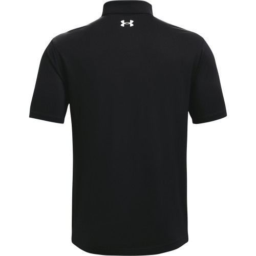Under Armour Mens Performance Graphic Golf Polo Shirt reverse