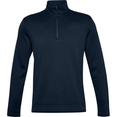 Under Armour Golf Mens Storm Sweater Fleece 1/4 Zip
