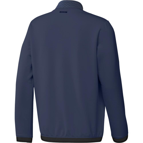 adidas Golf Recycled Content COLD.RDY Quarter-Zip Pullover reverse