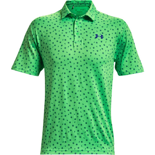 Under Armour Mens Playoff Polo Palace Scramble Print
