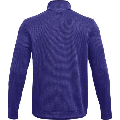 Under Armour Golf Mens Storm Sweater Fleece 1/4 Zip reverse
