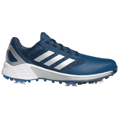 adidas ZG21 Motion Mens Recycled Polyester Golf Shoes (Crew Navy/White/Focus Blue)