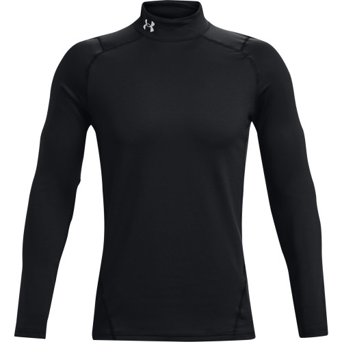 Under Armour Mens ColdGear Armour Fitted Mock Base Layer