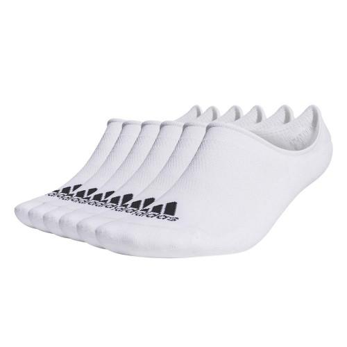 adidas 6 Pack Lowcut Golf Socks (UK 8.5-11.5)